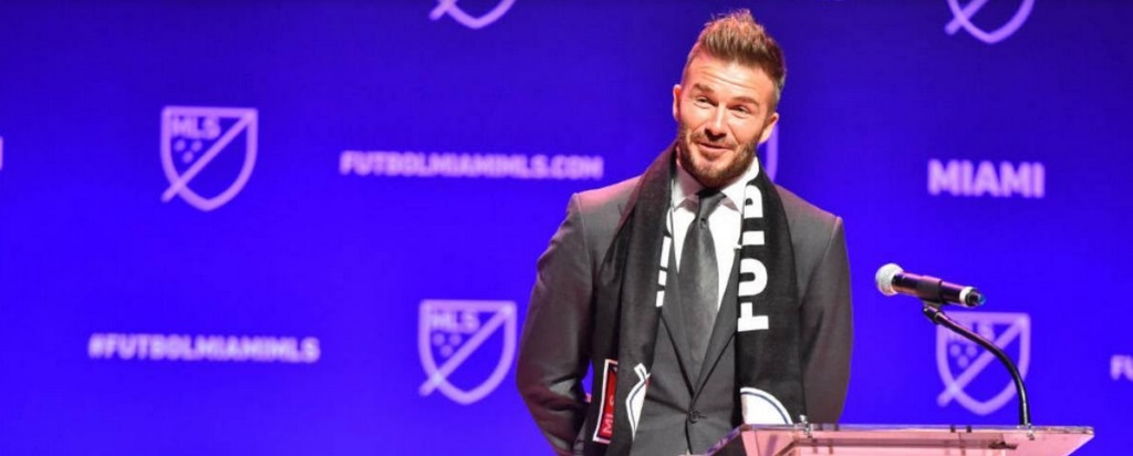 David Beckham at Inter Miami