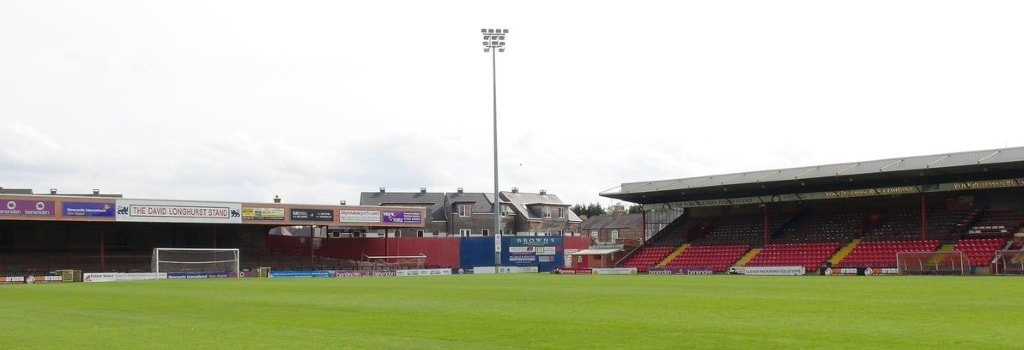 Bootham Crescent - home to York City