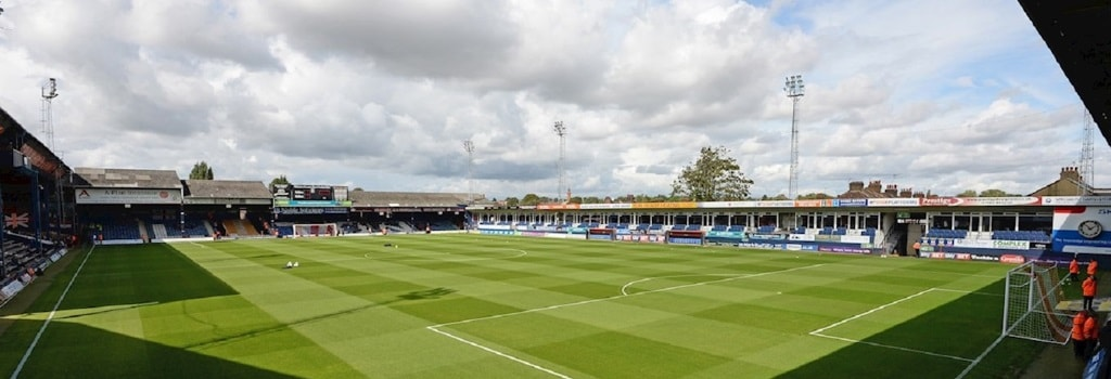 Kenilworth Road - home to Luton Town