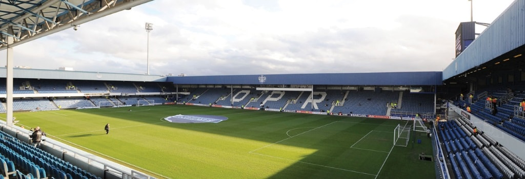 Loftus Road - home to Queens Park Rangers