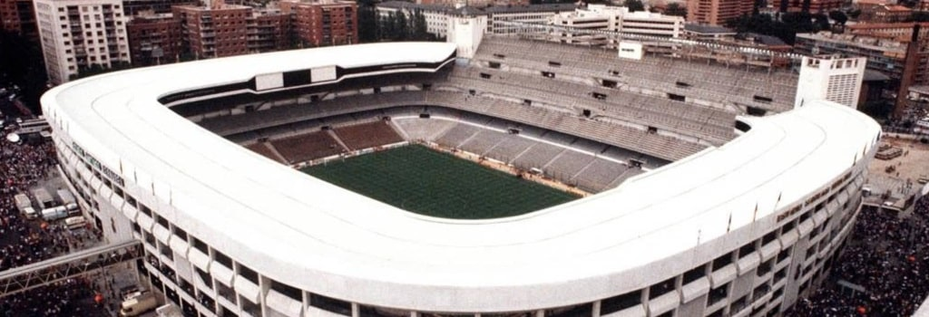 Estadio Santiago Bernabeu, Spain