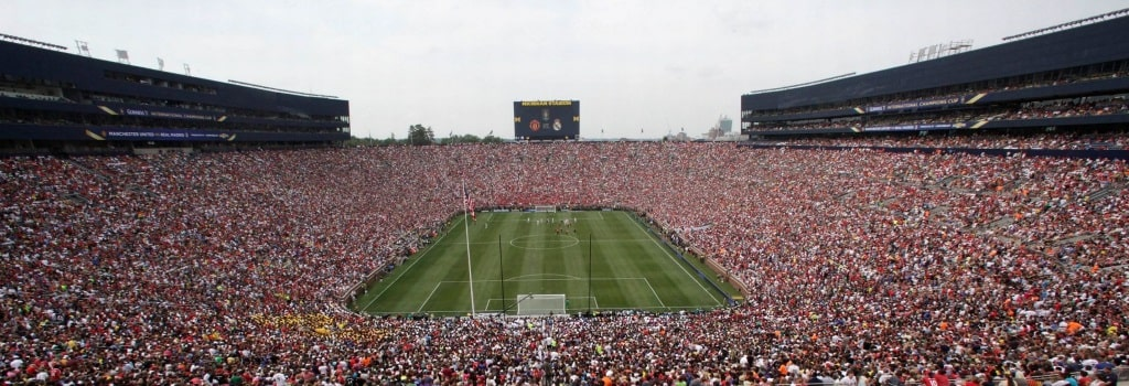 Michigan Stadium, USA
