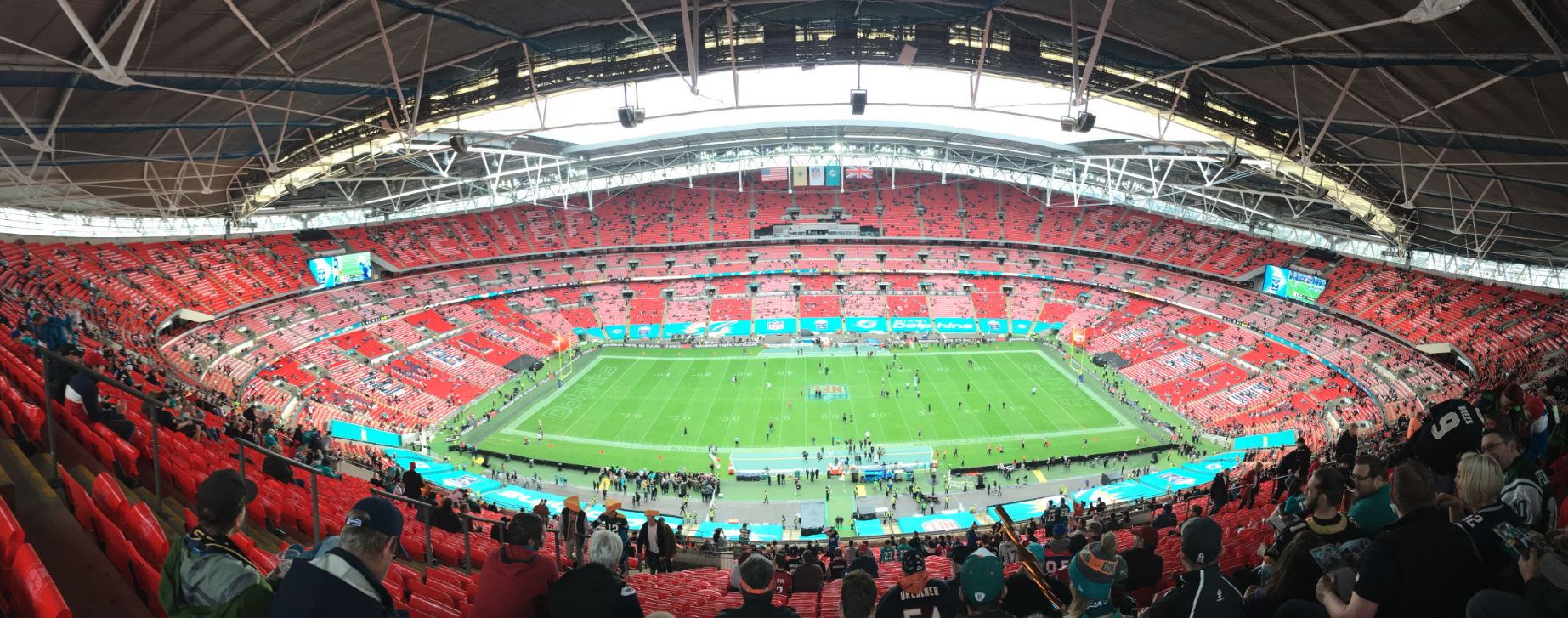 The NFL at Wembley