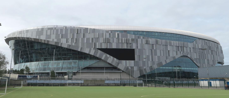Tottenham Hotspur Stadium's East Stand