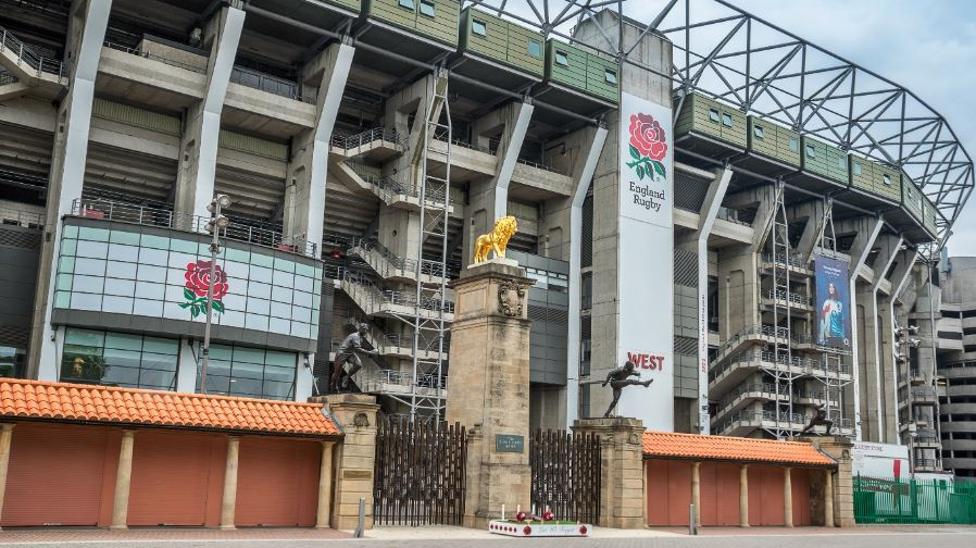 The home of English rugby
