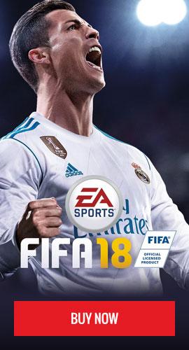 FIFA 18 on Amazon