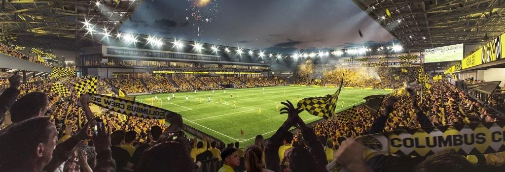 New Columbus Crew stadium: Bowl