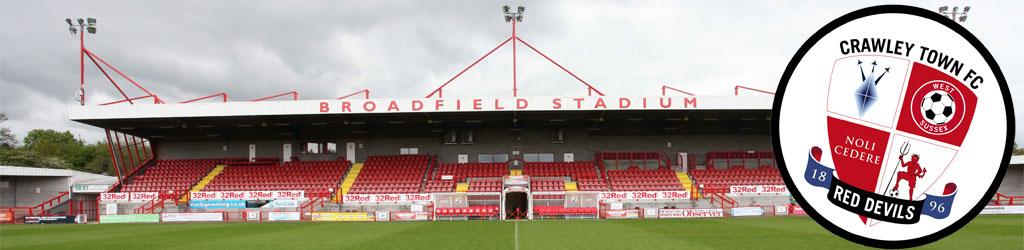 The Broadfield Stadium
