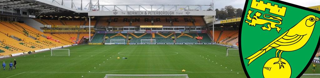 It's home intut, bur... - Review of Carrow Road Stadium ...