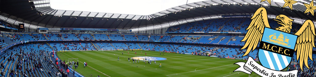 The City of Manchester Stadium (Etihad Stadium)