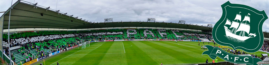 Home Park To Plymouth Argyle