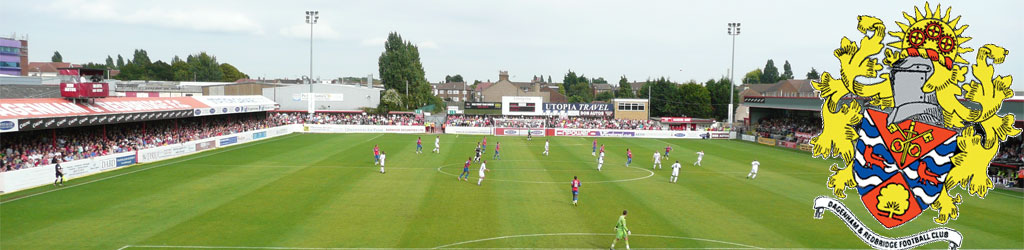 Victoria Road (Chigwell Construction Stadium)