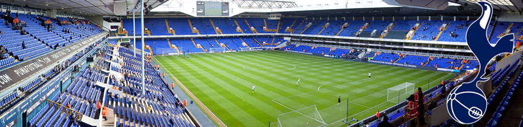 Tottenham will be leaving White Hart Lane at the end of the 2016/2017 season
