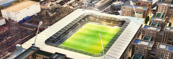 New Stadium for AFC Wimbledon