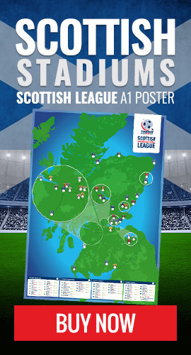Buy our exclusive Scottish football stadium poster